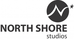 north shore final logo b&w