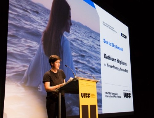 WIDC Feature Film Award-winning Director Kathleen Hepburn Sweeps BC Spotlight Gala at VIFF