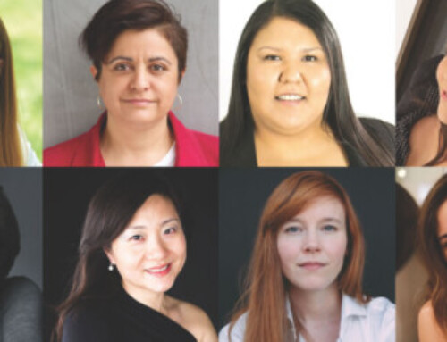 Eight Canadian directors selected to develop feature films and series: WIDC Story & Leadership – WFF Industry Immersion